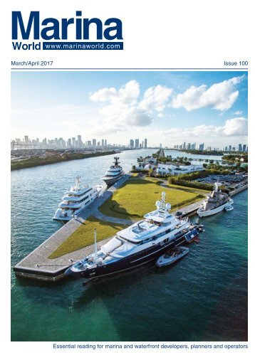 2017 March April Marina World