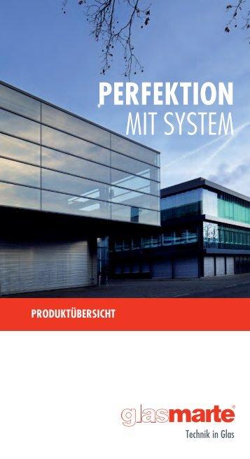 GM Schiebe- und Haltesysteme - Minifolder