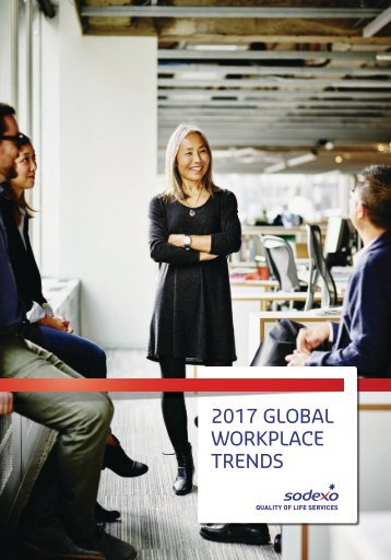 2017 GLOBAL WORKPLACE TRENDS