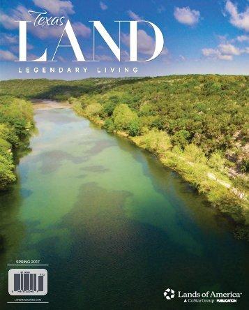 Texas LAND•Spring 2017