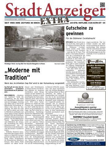 StadtAnzeiger Extra KW 12