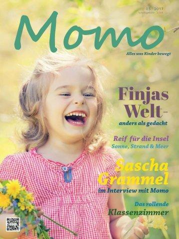 Momo 3/2017 - Alles was Kinder bewegt