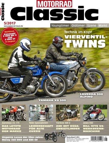 MOTORRAD Classic 05/2017