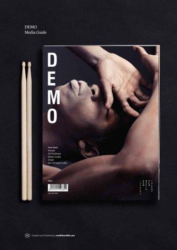 DEMO Media Guide