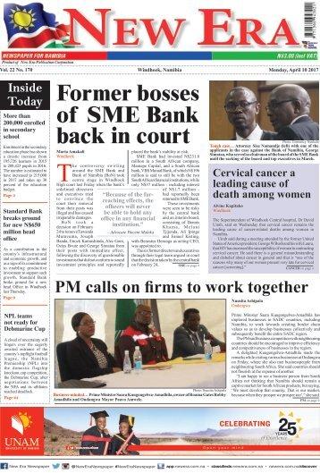 New Era Newspaper Vol22 No172