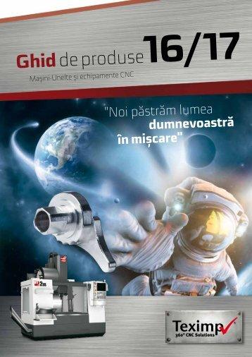 Teximp product guide Romania
