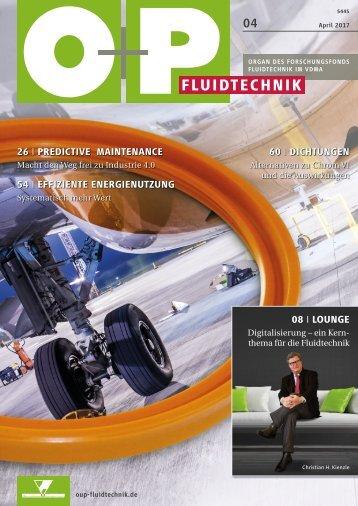 O+P Fluidtechnik 4/2017
