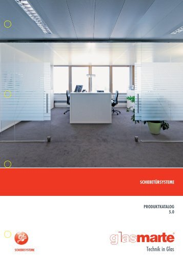 Schiebetürsysteme - Produktkatalog