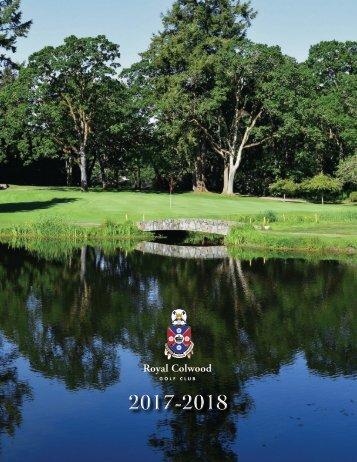 2017-2018 Membership Brochure