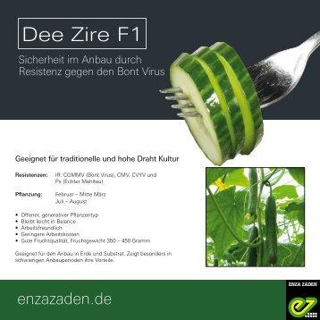 Leaflet Dee Zire F1 2017