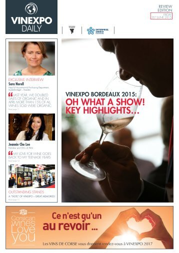 Vinexpo Daily - Review