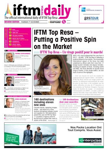 IFTM Daily Review Edition