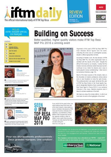IFTM Daily - Review Edition