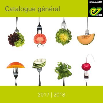 Catalogue General France 2017-2018