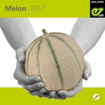 Melon 2017 -  local varieties