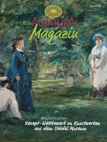 Alnatura Magazin - Mai 2017