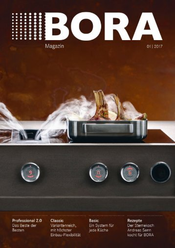 BORA Magazin – Deutsch