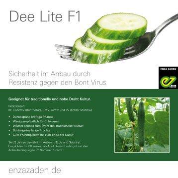Leaflet Dee Lite 2017 DE