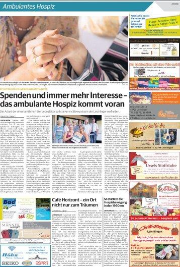 Ambulantes Hospiz