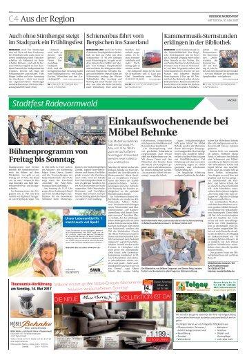 Stadtfest Radevormwald