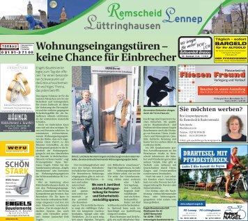 Remscheid-Lennep-Lüttringhausen