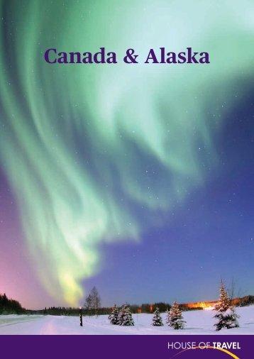 Canada & Alaska Brochure 2017