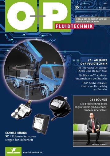 O+P Fluidtechnik 5/2017