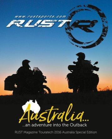 RUST magazine: RUST Australia Special