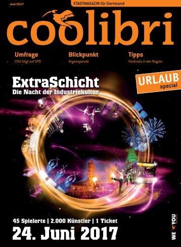 Juni 2017 - coolibri Dortmund