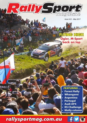 RallySport Magazine May 2017