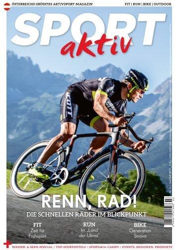 SPORTaktiv Magazin Juni 2017