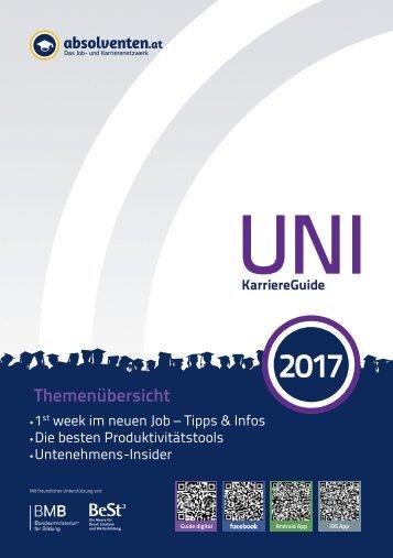 UNI KarriereGuide 2017