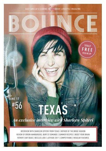 Bounce Magazine June 2017