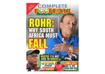 Complete Football Edition 8