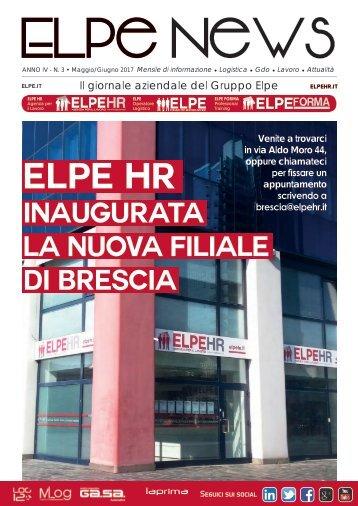 ELPE NEWS MAGGIO/GIUGNO 2017