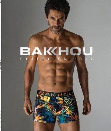 Catalogo BAKHOU Otoño Invierno 2017