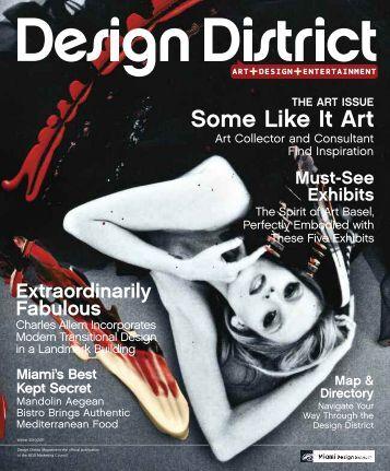 Some Like It Art - Miami Design District Magazine