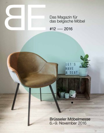 Be Magazine 2016 DE