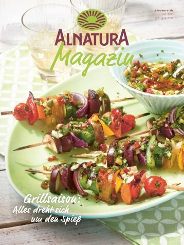 Alnatura Magazin - Juni 2017