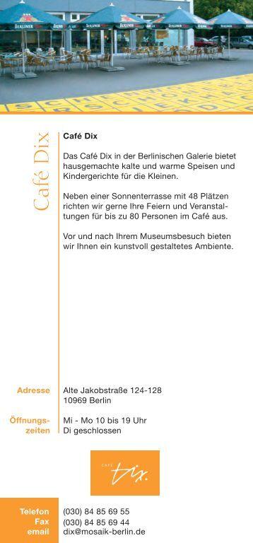 lietzenburg winterkarte ab okt 2011 2 mosaik berlin. Black Bedroom Furniture Sets. Home Design Ideas