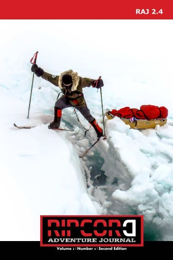 Ripcord Adventure Journal 2.4