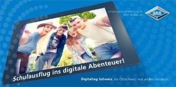 Schulausflug ins digitale Abenteuer