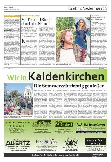 Wir in Kaldenkirchen