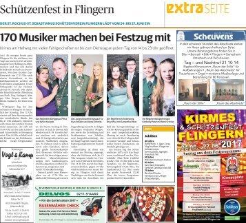 Schützenfest in Flingern