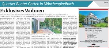 Quartier Bunter Garten in Mönchengladbach