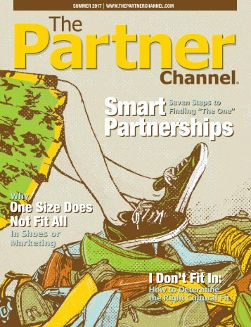 The Partner Channel Magazine Summer 2017