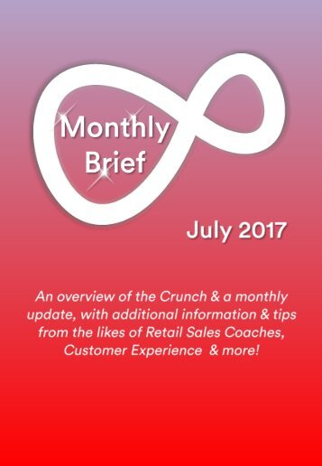 Monthly Brief July 2017 - Stores