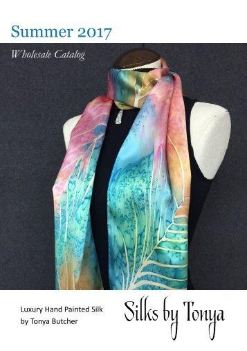 summer 2017 wholesale catalog