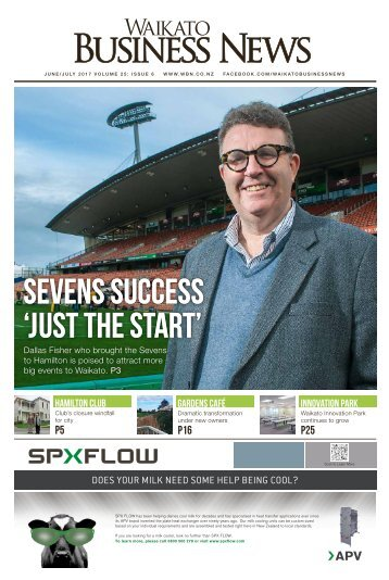 Waikato Business News June/July 2017