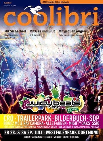 Juli 2017 - coolibri Bochum